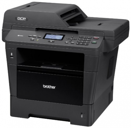 Brother DCP8155DN Monochrome Printer with Scanner and Copier