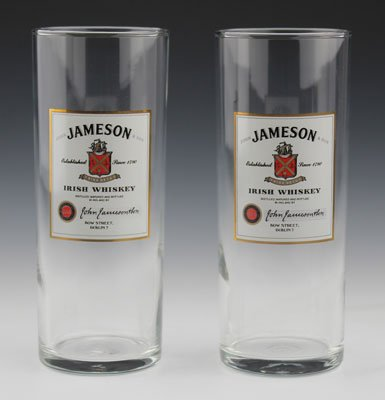 Jameson Signature Cocktail Glass | Set of 2 with Gift Box