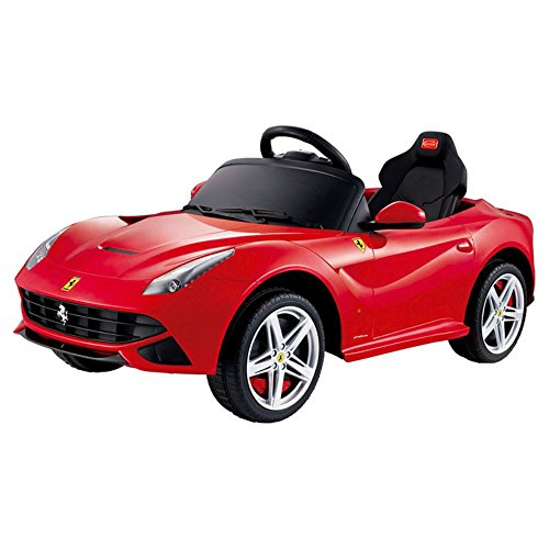 Rastar Kids Play Vehicles Ferrari F12 12v Red (Remote Controlled)