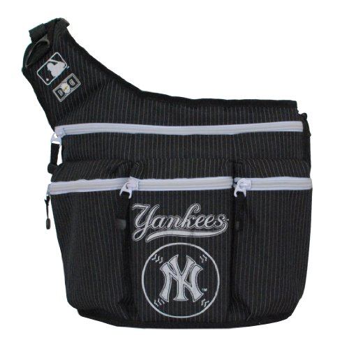 Diaper Dude NY Yankees Diaper Bag