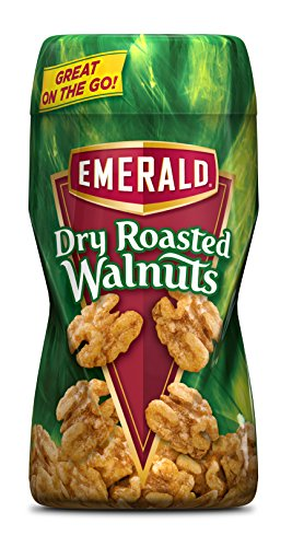 Emerald Roasted Walnuts, Dry, 12 Count