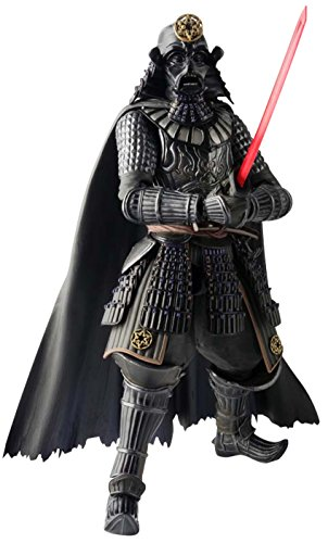 "Bandai Tamashii Nations BAN92046 Movie Realization Samurai General Darth Vader ""Star Wars"" Action Fi"