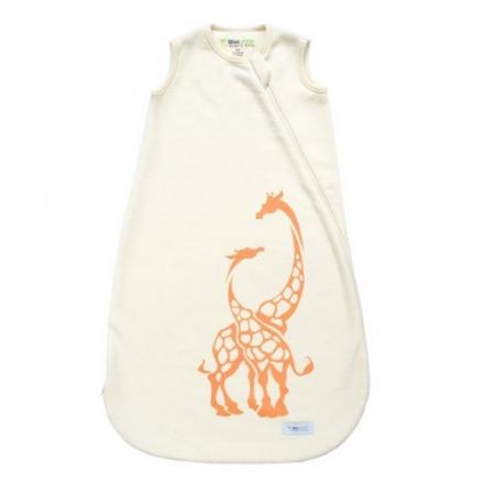 Wee Urban Cozy Basics Natural Sleep Bags – Giraffe: 6-18 months