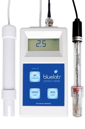 Bluelab Combo Meter (pH, Conductivity, and Temperature)
