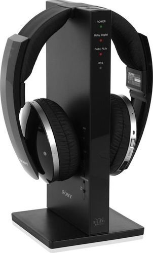 NEW Sony MDR-DS6500 Premium Wireless Surround Digital Audio Headphones (MDRDS6500)