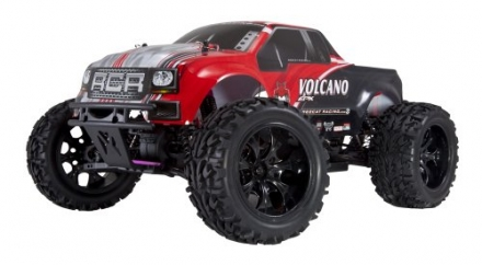 Redcat Racing Electric Volcano EPX Truck with 2.4GHz Radio, 7.2v 1800mAh NiMh and Charger Included (