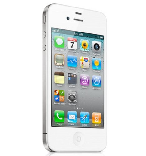 Apple iPhone 4S 16GB (White) – AT&T