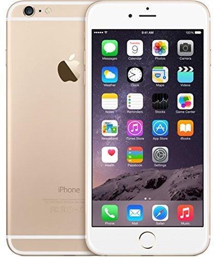 Apple iPhone 6 Plus, Gold, 16 GB (T-Mobile)