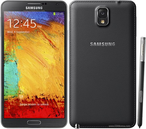Samsung Galaxy Note 3 lll SM-N900 Factory Unlocked International Version 32GB BLACK