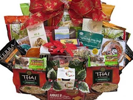 Gluten Free Feast Large Gift Basket