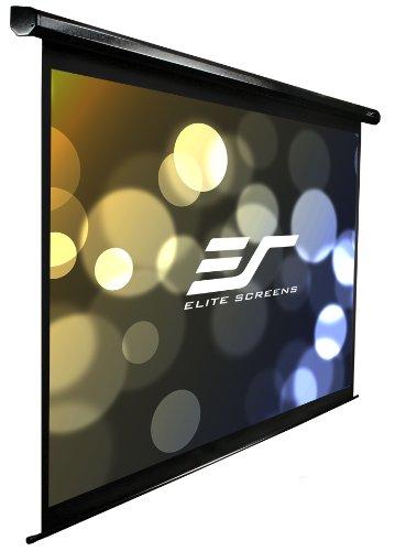 Elite Screens Spectrum Series, Electric Drop Down Projection Screen, 128-inch Diagonal 16:10, Model: