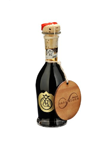 Traditional Balsamic Vinegar Gold (aged over 25 years) – Reggio Emilia, Italy D.O.P. – 3.3 oz