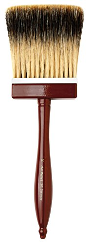 da Vinci Series 96 Pure Badger Hair Softener 5-Row Thickness Paintbrush Set in Plastic , Size 70