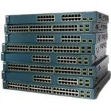 Cisco 3750X Series WS-C3750X-48PF-S 48 Ports Catalyst Switch with 740 Watt PoE