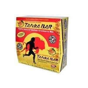 Native American Natural Foods 10897737 001106 Tanka Bar Traditional Case, 12 boxes per case