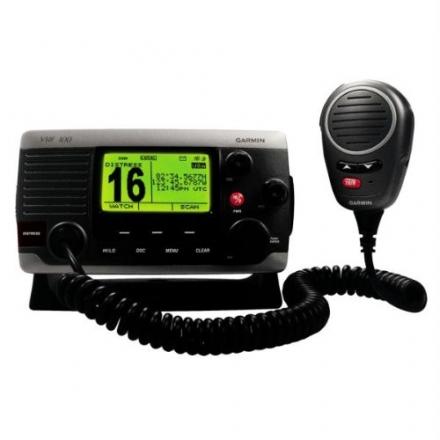 VHF 100, Black, North America