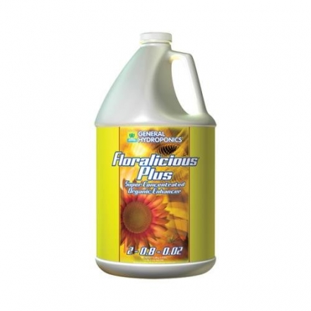 General Hydroponics Floralicious Plus for Gardening, 1-Gallon