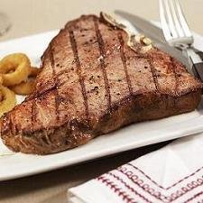 USDA Prime – 2 (48oz) Dry Aged Porterhouse – Chicago Steak Company – PSD155 2 48OZ