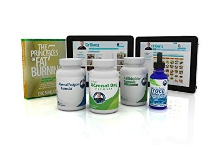 Adrenal Body Type Kit – Supports the Underlying Cause of the Adrenal Body Type – Two Free Gifts