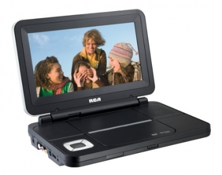 RCA Portable DVD Player with 9-Inch Screen (DRC6309)