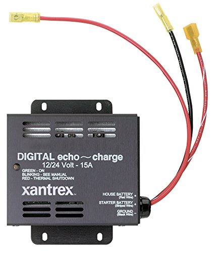 Xantrex 82-0123-01 Echo Charge for 12 and 24V Systems