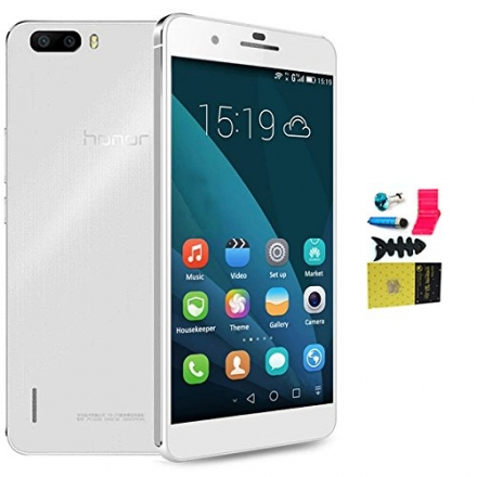 Huawei Honor 6+ Plus (PE-UL00) 4G FNC 3GB+16GB (with Gifts) 5.5 inch FHD EMUI 3.0 (Android 4.4) Smar