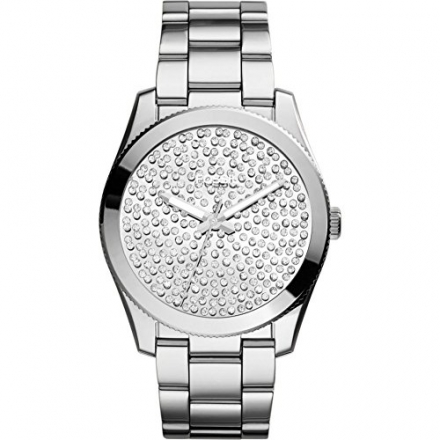 Fossil Perfect Boyfriend Three-Hand Stainless Steel Watch