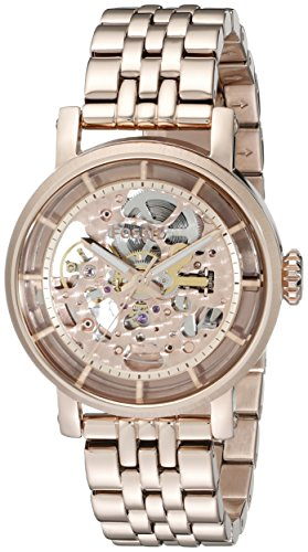 Fossil Women's ME3065 Original Boyfriend Automatic Stainless Steel Watch – Rose