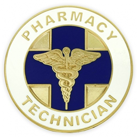 Pharmacy Technician Pin