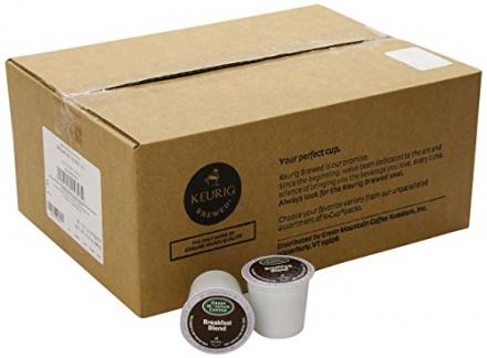 Keurig, Green Mountain Coffee, Breakfast Blend, K-Cup packs, 144 Count