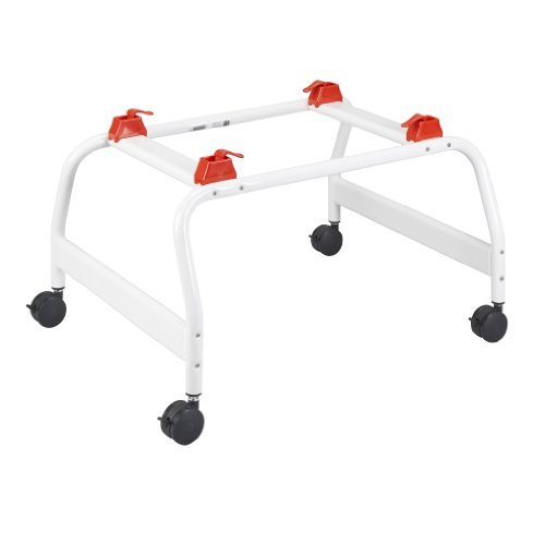 Wenzelite Optional Shower Stand for Otter Pediatric Bathing System, White