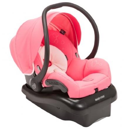 Maxi Cosi Mico AP Infant Car Seat, Pink Precious, 0-12 Months