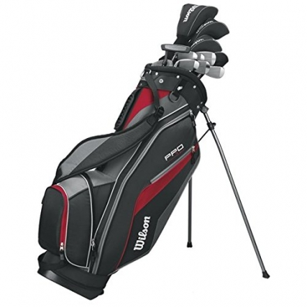 New Wilson Pro Fit Club Set