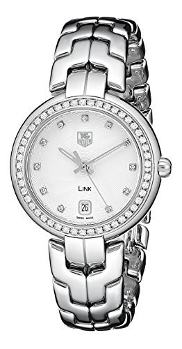 TAG Heuer Women's WAT1316.BA0956 Link Analog Display Quartz Silver Watch