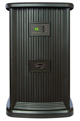 Essick Air EP9R800 Digital Pedestal Style Evaporative Humidifier, Espresso