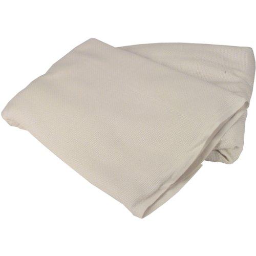 DMC HF4460-5200 Cotton Monk's Aida Cloth, 10-Yard, Natural, 7 Count