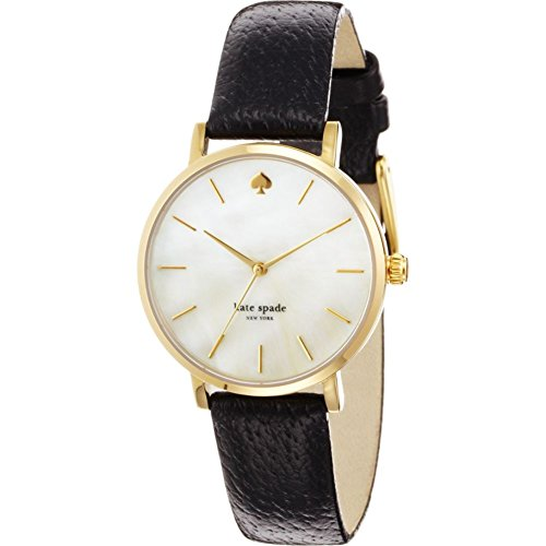 kate spade new york Classic Gold Metro with black strap