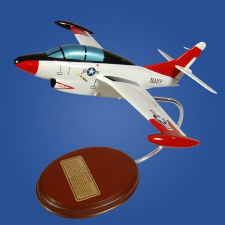Mastercraft Collection T-2C Buckeye Wood Model Aircraft