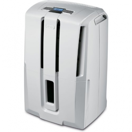 DeLonghi DD45E Energy Star Dehumidifier, 45-Pint