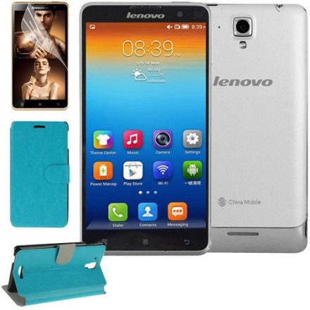 Lenovo S8 S898T 2G GSM 5.3 inch IPS Smart Phone (gift-case+screen) Android 4.2 MTK6589 Quad Core 1.5
