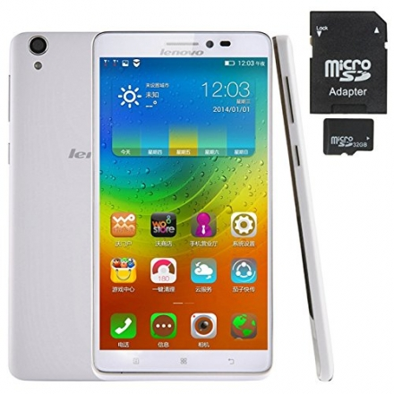 Lenovo Note 8 /A936 (RAM 2gb ROM 8gb) 4G Unlocked 6.0 inch (gift-32GB Card) 13MP Android 4.4 MT6752