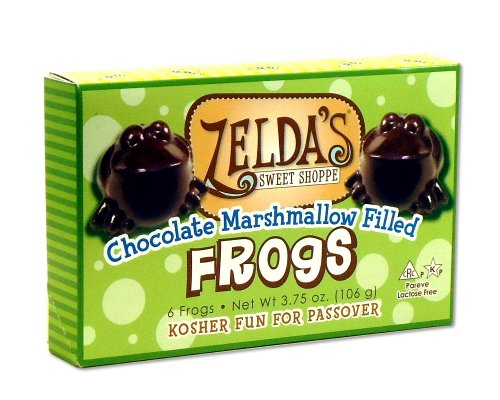 Zelda's® Passover Chocolate Marshmallow Frogs Gift Box