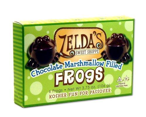 Zelda's® Passover Chocolate Marshmallow Frogs Gift Box