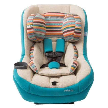 Maxi Cosi Pria 70 Convertible Car Seat, Bohemian Blue