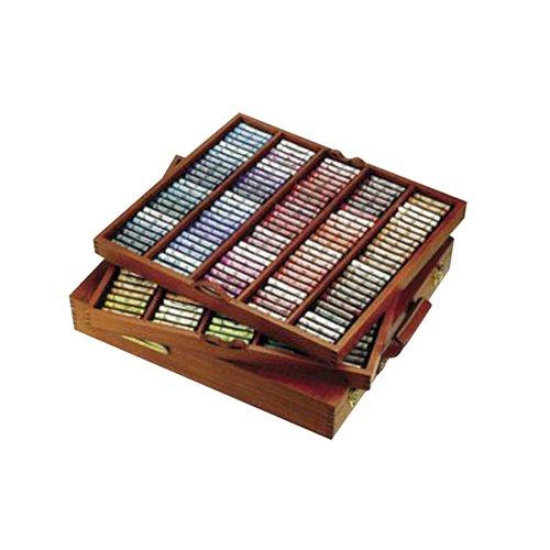 Sennelier 250 Full Pastel Wood Box Set