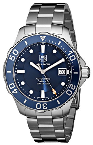 TAG Heuer Men's Aquaracer Stainless Steel Watch (WAN2111.BA0822)