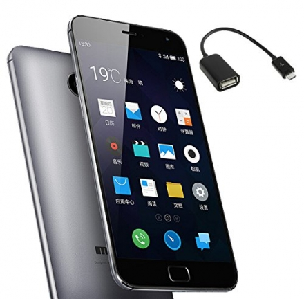 Meizu MX4 Pro 32GB 5.5 inch 4G Unlocked Octa Core NFC OTG (gift-OTG Cable) RAM 3GB 20.7MP 3350mAh Ba