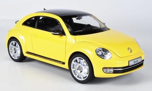 2012 VW New Beetle Limousine (Coupe) in Sun Flower Uni