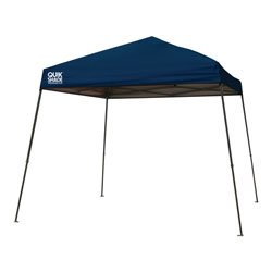 Quik Shade Weekender 81 Instant Canopy (Blue/Grey), 12 Feet X 12 Feet