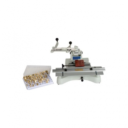Flat Manual Engraving Machine